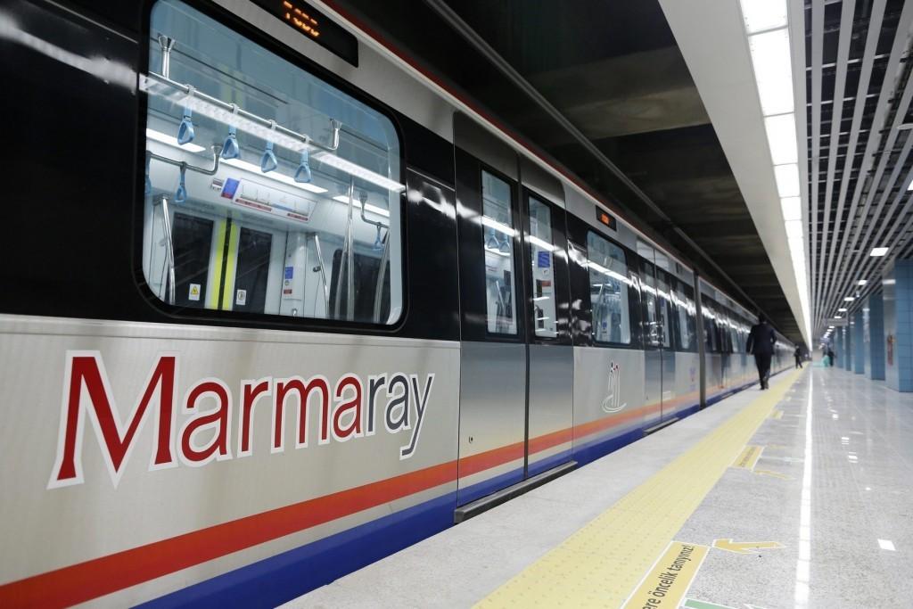 Marmaray Metro Istanbul