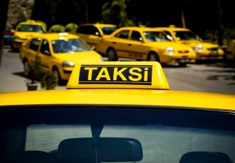 Taxi scams in Istanbul City.