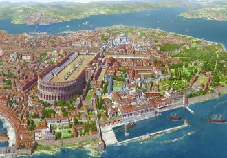 Constantinople Capital of Byzantine Empire