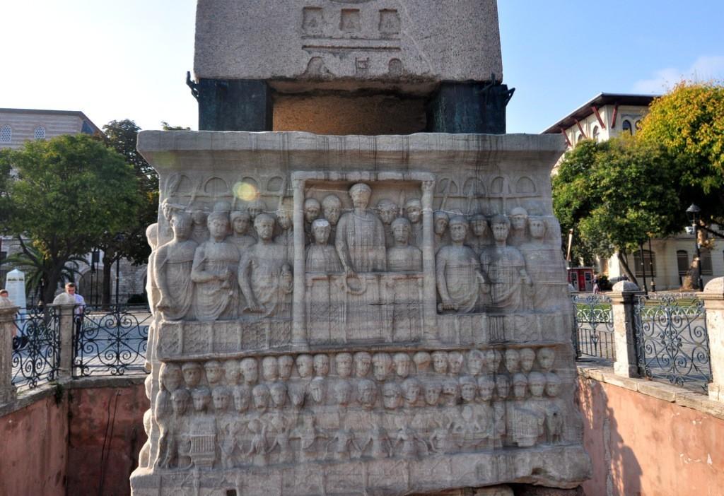 Hippodrome of Constantinople Roman Emperor Theodosius