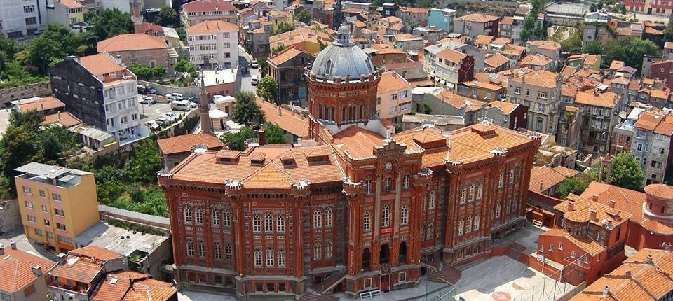 Istanbul Fener Greek Orthodox Patriarchate - School of Theology