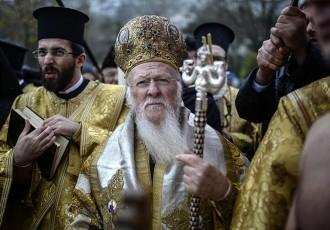 Greek Orthodox Patriarch in Istanbul