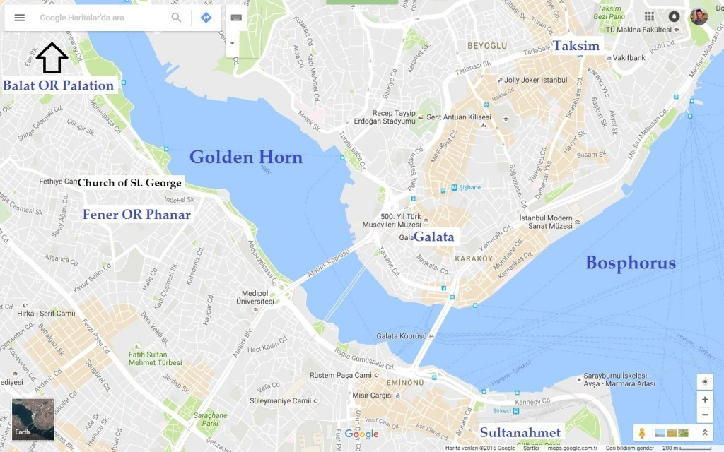 phanar-greek-orthodox-church-in-istanbul-map