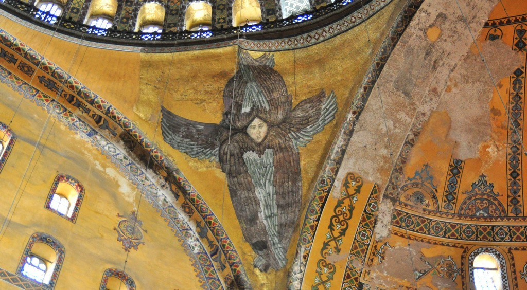 Seraphim Angels Of Hagia Sophia