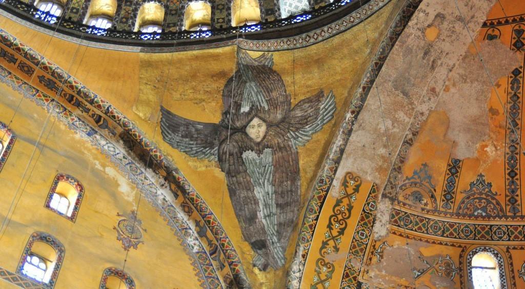 Seraphim Angels Of Hagia Sophia