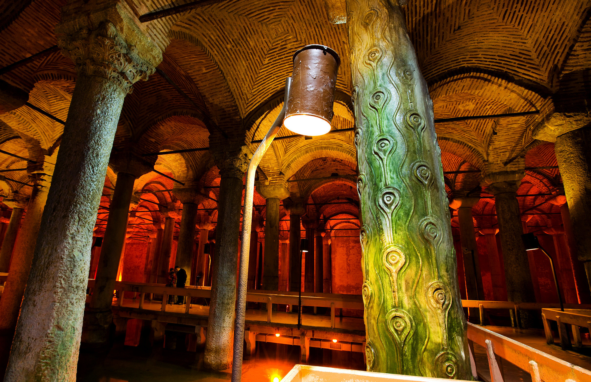 Basilica Cistern in Istanbul  Istanbul Tour Guide