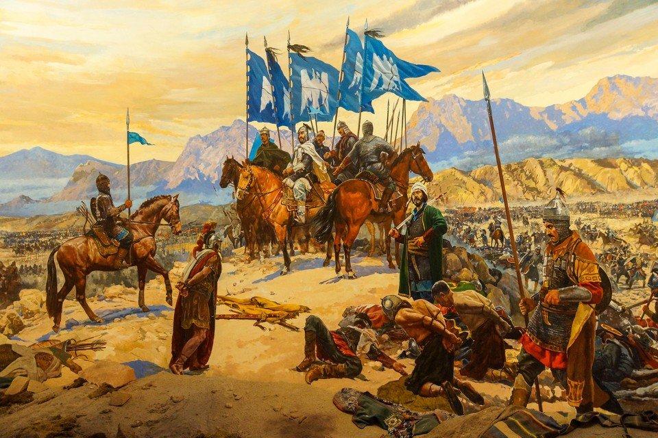Battle of Manzikent