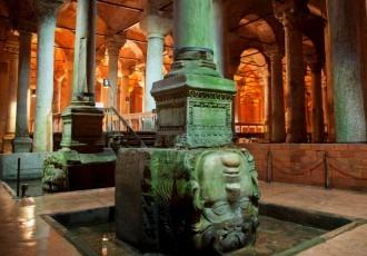 Istanbul Basilica Cistern