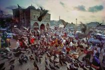 Mısır Çarşısı Ara Güler