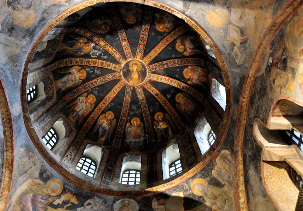 Chora Church Dome