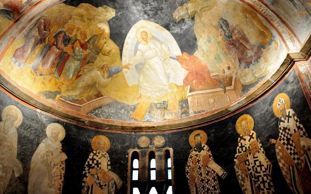 Chora Church Resurrection