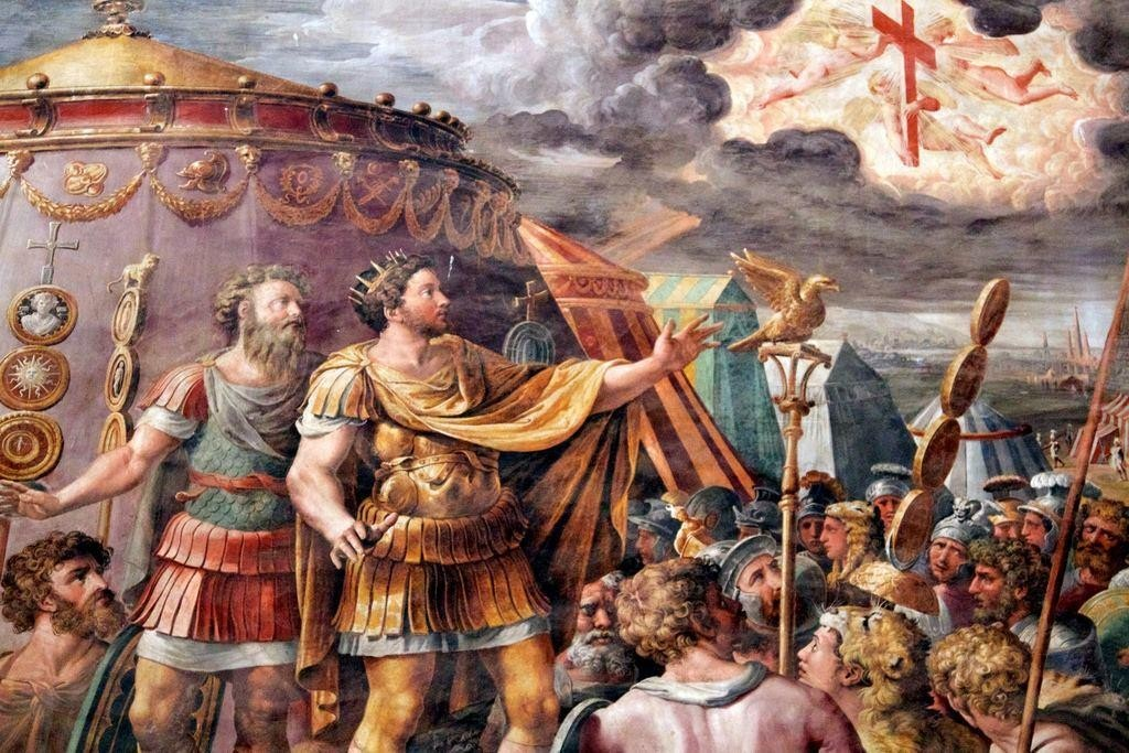 the conversion of constantine The conversion of constantine in the roman empire, power was held by the army military units chose their own emperors and removed them whenever they thought it was .