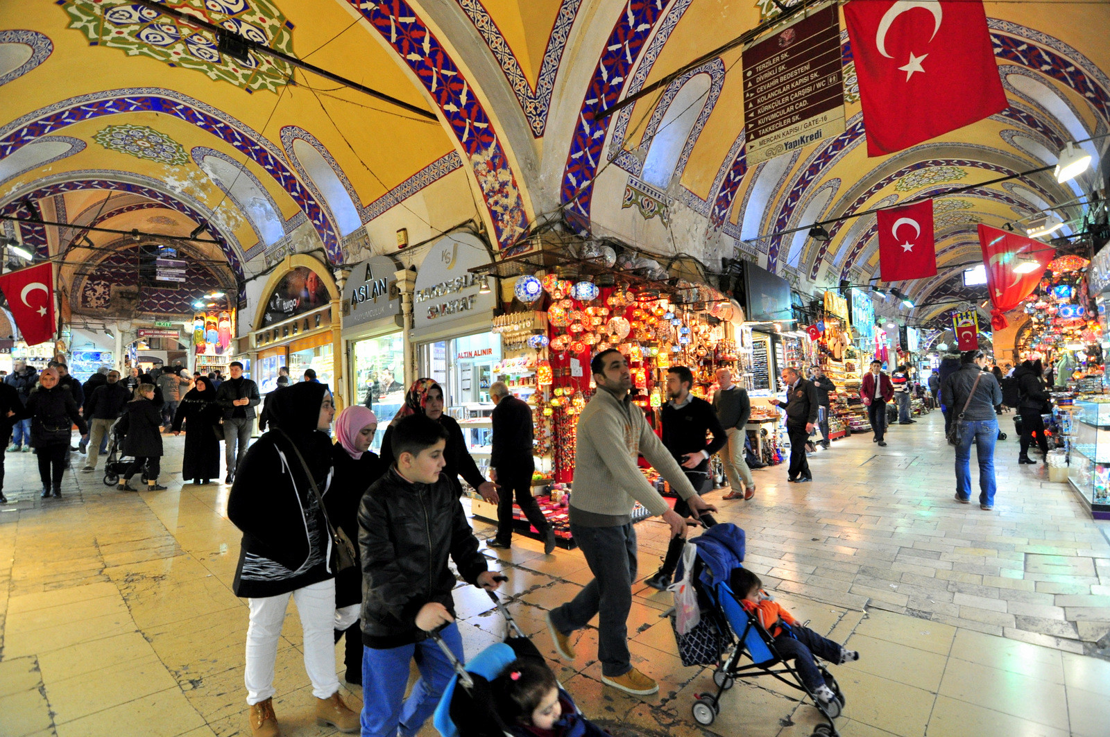 Shopping Tips Istanbul Grand Bazaar | Istanbul Tour Guide