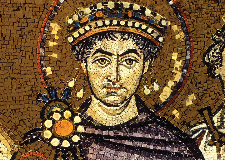 Byzantine Emperor Justinian | Istanbul Tour Guide Byzantine Empire Justinian