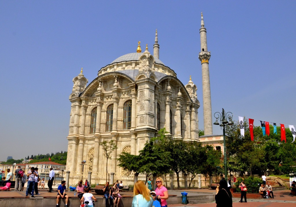Most Beautiful Mosques Of Istanbul Ortakoy Mosque