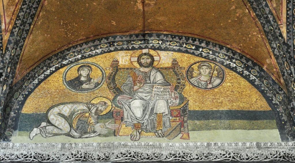 leon-vi-mosaic-in-hagia-sophia