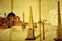 Antique Columns of Istanbul Hippodrome