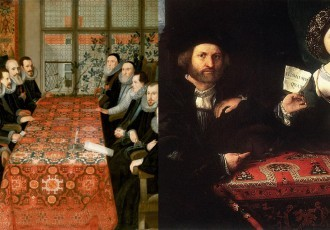 Hans Holbein ve Lorenzo Lotto Carpets