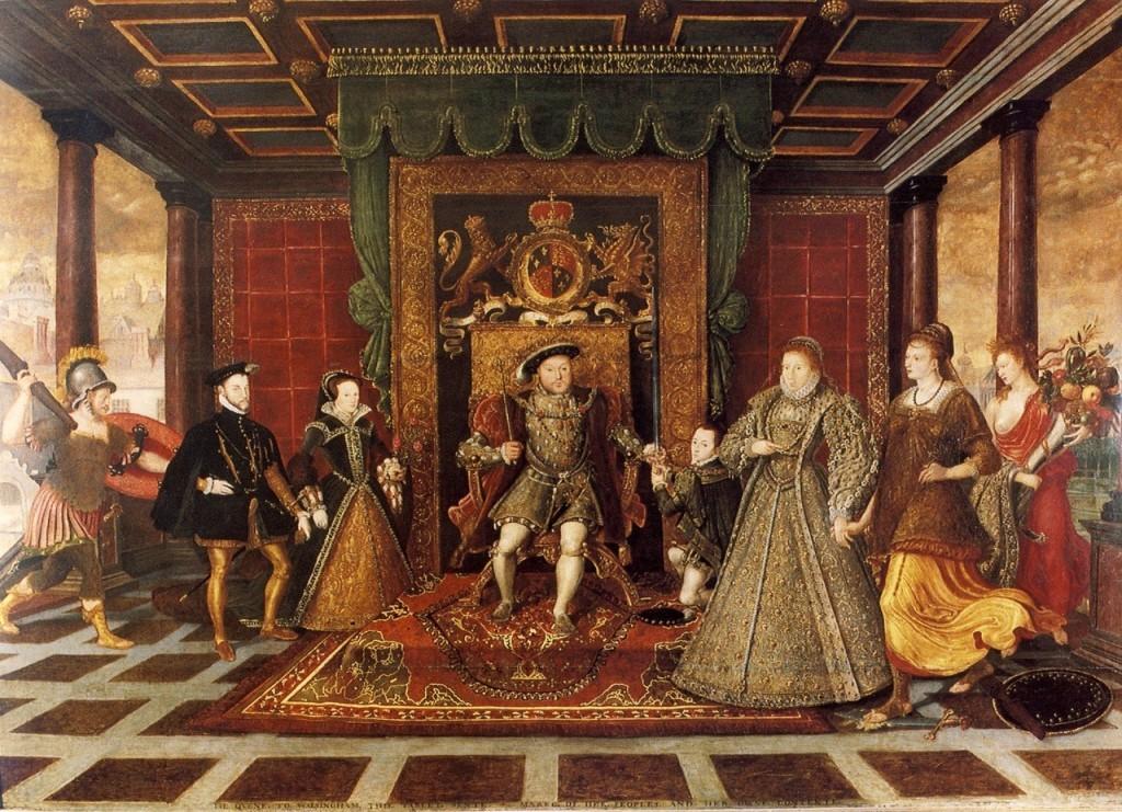 Henry Tudor Ushak Turkish Anatolian Carpet