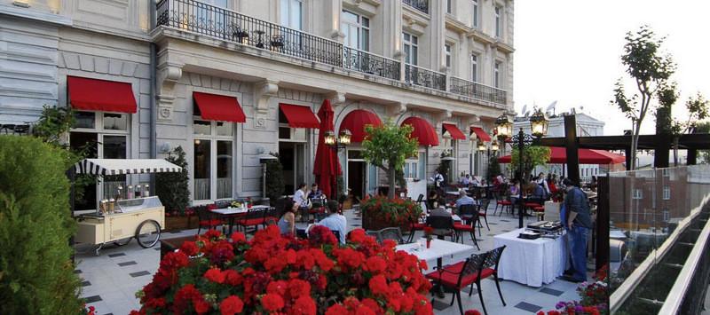 Pera Palace Jumeriah Hotel Istanbul