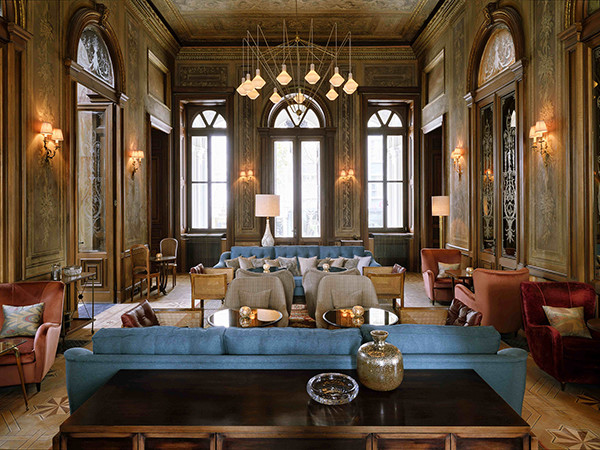 Soho house istanbul review istanbul tour guide for Decor hotel istanbul