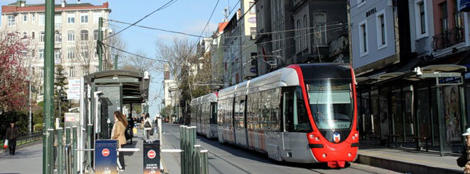 Sultanahmet Tram Station