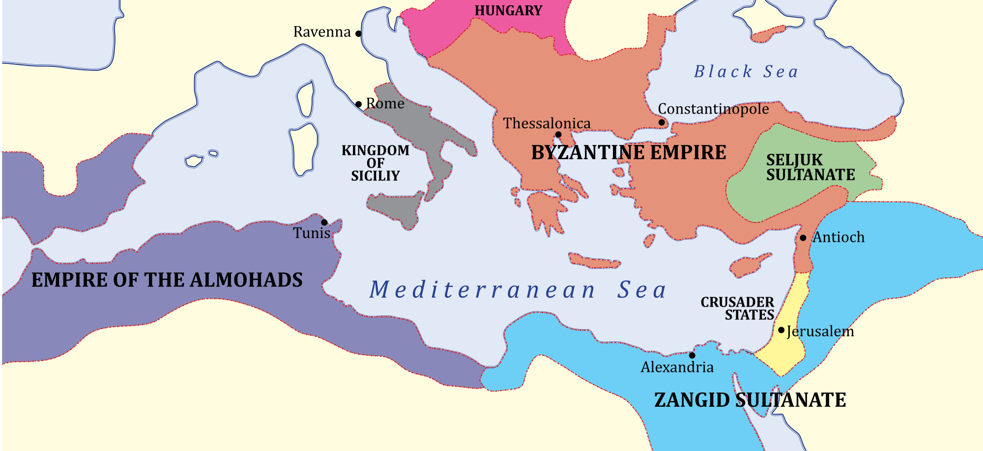 Spread Of Islam, Turks And Byzantines | Istanbul Tour Guide