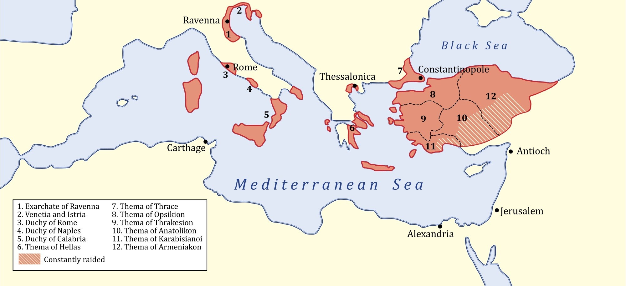 dynasties of the byzantine empire history essay The byzantine empire and islam byzantine empire if history can be said to tell the story of europe's triumph over all of the rest of the world.