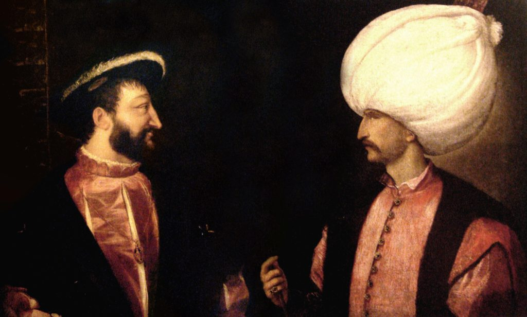 suleiman-the-magnificent-and-charles-v