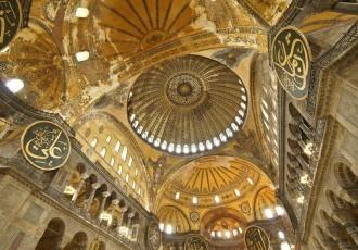 hagia-sophia-dome