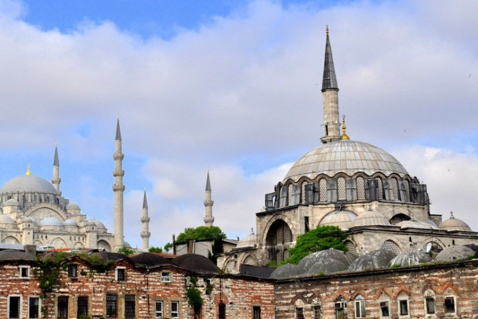 Rüstem Pasha Mosque Istanbul  Istanbul Tour Guide