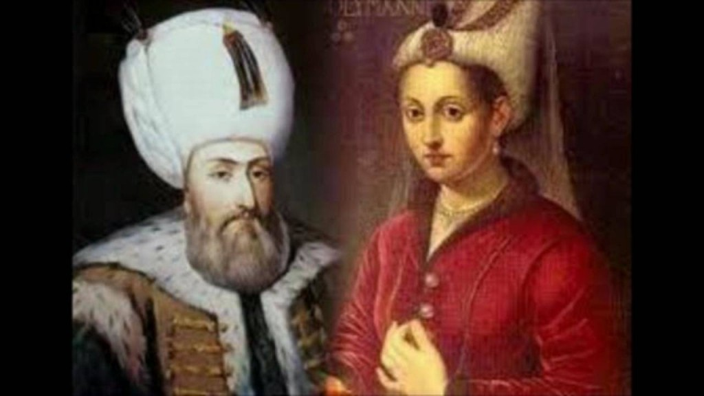 sultan-suleimans-wife-hurrem-roxelana