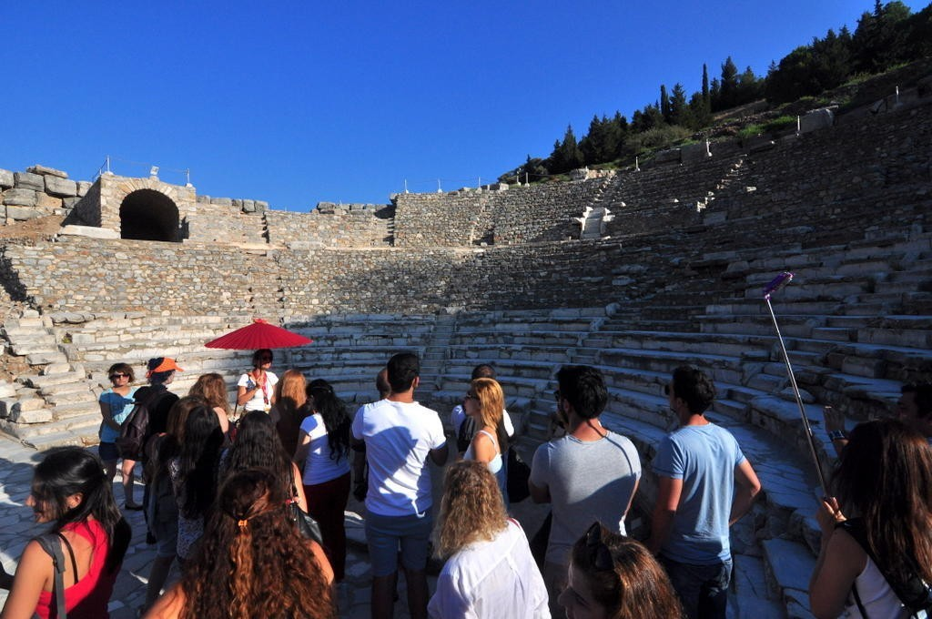 Ephesus Antique Theatre